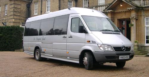 Keleivių vežimas iš Anglijos