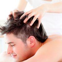 Galvos masažo nauda